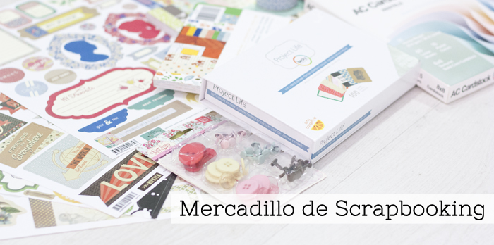 Mercadillo de Scrapbooking