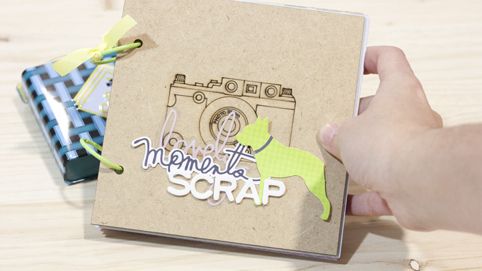 Tutorial… Mini Álbum de Scrap