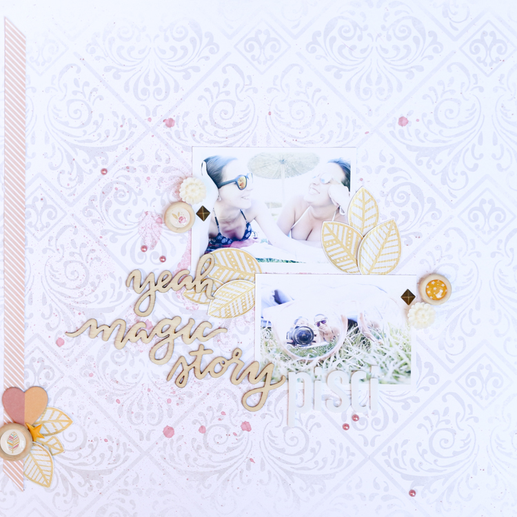 violeta-scrap-layout