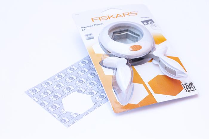 Troquel Hexagonal Fiskars