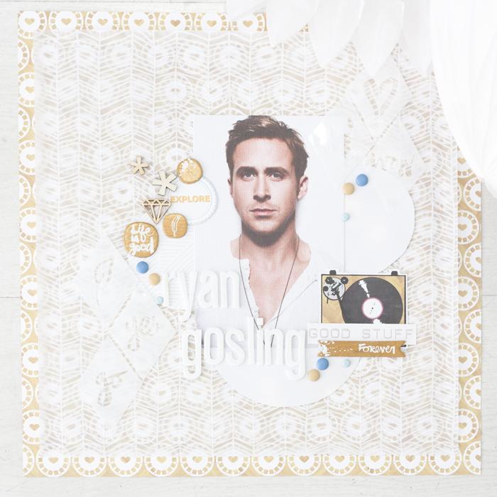 Scrapeando a Chicos Guapos – Ryan Gosling