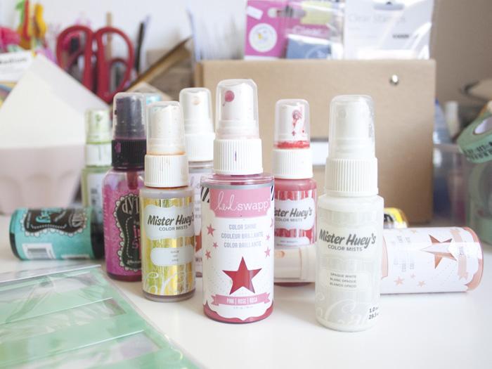 Como usar la Tinta en Spray – Scrap desde Cero (Episodio 6)